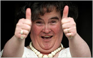 Susan Boyle wowed the world