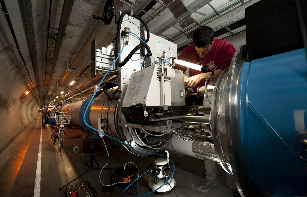 There is no doubt that the LHC is the most exciting machine ever built, and inevitably whets the appetite of every red blooded physicist to start it up and take it out on the racing ciruit at top speed to see what happens, which of course since it has already gone wrong in unexpected ways none of the responsible senior officials and physicists at this international project would allow to happen unless everything was fully checked out as far as safety goes in advance.  What?  They have already gone ahead, you say?  Surely not.