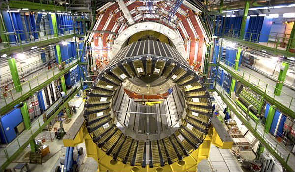 CERN's Large Hadron Collider may have the ability to split the fabric of the universe, an inadvertent result of the plan to rev it up to full 7 TeV power in a couple of years, a step which shows no sign of being reassessed despite the alarming points that continue to be raised by qualified critics, and a record so far of vulnerability to design flaws, crumbling safety arguments from CERN, and revisions of theory which suggest a potentially catastrophic comedy of errors and incompetence.