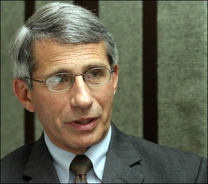 I am Anthony S. Fauci, famed director of the National Institute of Allergy and Infectious Diseases since 1984, and AIDS hero of President Ronald Reagan, and I thoroughly disapprove of this blog, and its constant harping on the fact that I myself don't seem to understand the current dogma in HIV/AIDS, and write reviews of it for my colleagues which seem to agree with the confounded skeptics who deny that HIV is the cause of AIDS.  At least my friend and admirer Charlie Rose understands that everything I say on the subject is gospel.