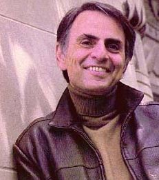 I am Carl Sagan, and I approve of this blog, because it encourages the lay person to practice the scientific method for himself, and to double check the verbal claims of scientists, however prominent, against the published literature and common sense.  I myself wish that I had been less gullible when I was alive, for then I would not have taken the AIDS HIV claim at face value, and I might have saved myself from standard treatment for leukemia.   After all, I did stand up for marijuana and against the political prejudice and legal suppression which prevents all of us benefiting from its educational influence.