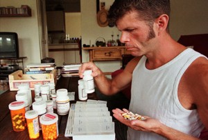 Which pill to take when used to be a conundrum for AIDS patients, but as their regimen was simplified and the dosage reduced, their health took longer to decline, and the new drugs were celebrated as more effective, even though all that is known for certain is that they are less poisonous.
