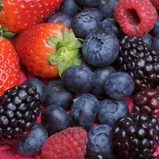 Colorful berries not only taste good, they can save your life