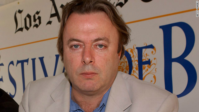 Christopher Hitchens  - a believer at last, faithful to the end as he was sacrificed by the high priests of the Church of Modern Medicine