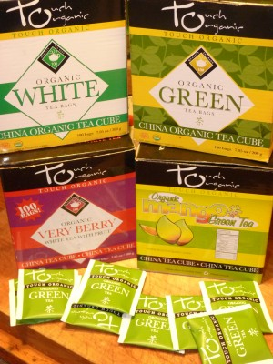 Several cups of organic Touch Green Tea daily should save you from esophageal cancer, and it tastes the best too, in any of its four forms