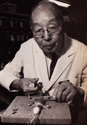 Dr Kanematsu Sugiura quietly researched at Memorial Sloane-Kettering for fifty years, but when he found Laetrile was effective they held a press conference to say he was wrong